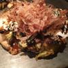 花まる亭 - 料理写真:ミックス(豚、イカ、海老)