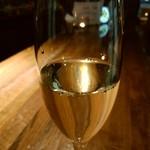 Cocktail Bar MARS - 【2017.3.16(木)】冷酒(翠玉 純米吟醸・秋田県・120ml)700円