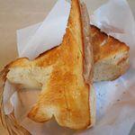 チャリンコ - 料理写真:トースト