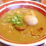 麺王 - 料理写真:ばりかた
