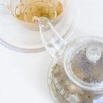 まちのシューレ 963 カフェ - オーガニック花茶(Jardin schule/シューレの庭) 700円(税込)
