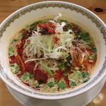 雲林坊 - 汁あり坦々麺880円