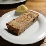チニャーレエノテカ - 自家製パン、バター