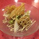 メルズダイナー - セットのサラダ