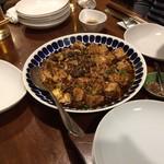 チムウォック - 麻婆豆腐