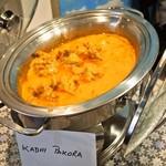 大阪ハラールレストラン - 金曜日スペシャルランチビュッフェ(KADHI PAKORA)