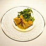 ゴーシェ - ランチコース 3240円 の豚肉のゼリー寄せ