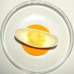 ゴーシェ - ランチコース 3240円 の湘南ゴールドのグラニテ