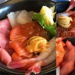 64047588 - 海鮮丼1,200円