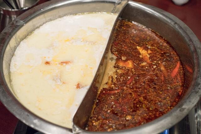 火鍋 三田の料理の写真