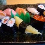 笹寿司 - 料理写真:握り特上