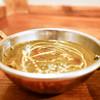 インド料理 想いの木 - 料理写真:ほうれん草とチキンのカレー