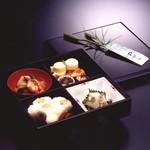 日本料理 桜ばし - 松花堂弁当