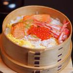 日本料理 桜ばし - 桜ばし名物越前わっぱ
