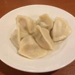 中国麺家 - 水餃子