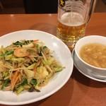中国麺家 - 焼きビーフン