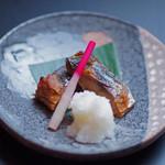 日本料理 桜ばし - 福井名物鯖のへしこ