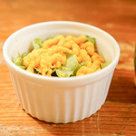 インド料理 想いの木 - セットサラダ