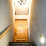 インド料理 想いの木 - 階段