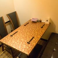 テーブル席(5名様)
