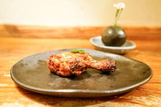インド料理 想いの木 - セットタンドリーチキン