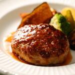 デュランデル - どろ豚のハンバーグと8種のこだわり野菜