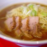 自家製麺 伊藤 - 焼豚4枚