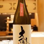 さえ喜 - 大信州 純米吟醸