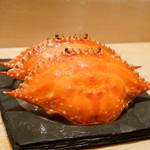 さえ喜 - 渡り蟹の甲羅