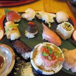 茶房松緒 - 手まり寿司