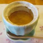 茶房松緒 - 茶碗蒸し