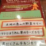 ヤミツキカリー 神保町店 - ランチメニューはサラダ付730円
