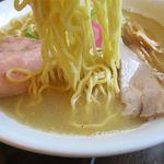 麺 風来堂 - 中華そば塩の麺