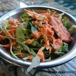 タージマハルエベレスト - 野菜サラダ