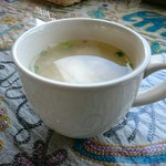 タージマハルエベレスト - スープ