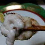 しほ瀬 - 白子焼き