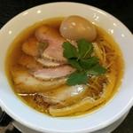 麺屋 中川會 - 料理写真:特製醤油そば