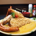 3びきのこぶた - 料理写真:幻豚カレーはこちら→https://www.chisanchisyoya.jp/item.html?p=63