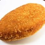 パン タダシ - 関西風ダシのきいたキーマカレーパン