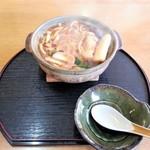 ふじ田 - 味噌煮込み 800円