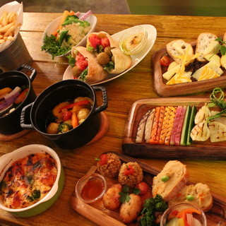 【お野菜たっぷり】自慢の料理