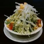 樹良 - 料理写真:「プチサラダ」