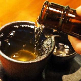 四国のこだわりの日本酒取り揃えております