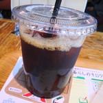 ハンズカフェ - アイスコーヒー