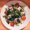 enjoy teppan TAMI - 料理写真:豆腐とカリカリじゃこのサラダ