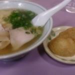 めん処 みやち - 天ぷら中華といなり寿司