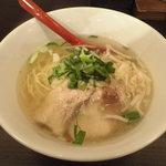 麺屋 夢創 - 料理写真:ゆず塩らーめん
