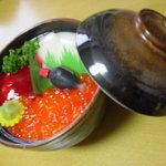 シェフドリーム - 海鮮丼プリン