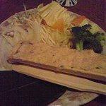 五番蔵 - 鶏つくねのトマト鍋 1人前(980円)