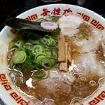 64070213 - 魚醤油ラーメン